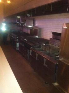 New Kitchen Line